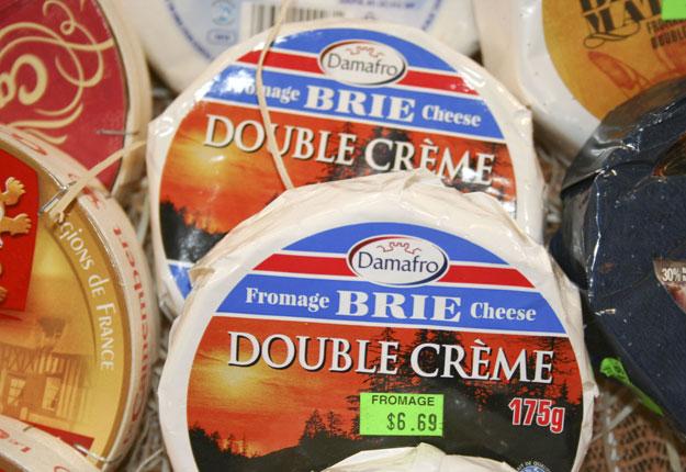 Agropur fermera l'usine Damafro de Saint-Damase. Les conséquences pour les producteurs de lait de chèvre s'annoncent catastrophiques. Crédit photo : Archives/TCN