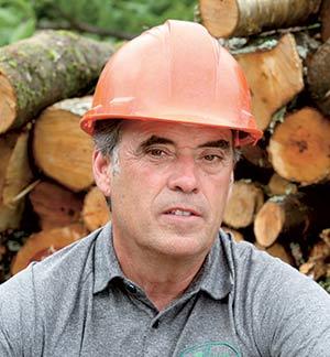 Le conseil de l'ingénieur forestier Sylvain Rajotte aux propriétaires forestiers désireux de récolter leur bois de chauffage: «Ayez une bonne connaissance de votre forêt et, préférablement, un plan d'aménagement pour bien diriger vos interventions.»