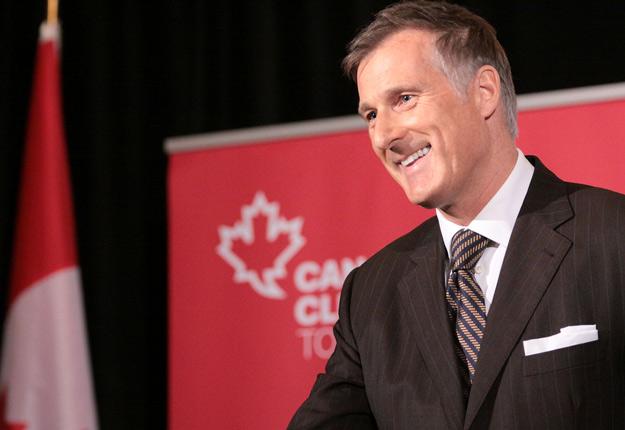 Maxime Bernier lance son nouveau parti, à temps pour la rentrée parlementaire à Ottawa qui a eu lieu le 17 septembre. Crédit photo : Archives/TCN