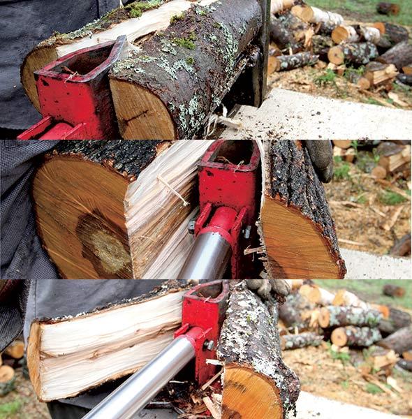 La récolte de bois de chauffage peut permettre au propriétaire de s'initier à l'aménagement de son boisé en coupant les arbres ayant peu d'avenir et en favorisant les arbres de qualité.