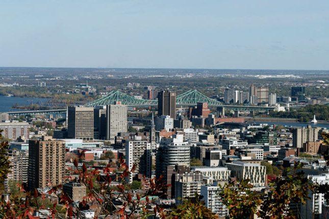 Le 18 novembre, Montréal sera l'hôte d'une grande marche pour le respect de l'agriculture et le soutien aux producteurs. Crédit photo : Archives/TCN