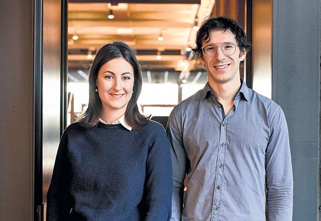 Élizabeth Ryan et Steven Fortin sont les créateurs de la Boîte Nordiq du Vinologue. Photos: Gracieuseté du Sommelier Nordiq