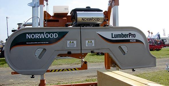 Unmoulin à scie est un outil intéressant pour celui qui veut mettre son bois en valeur.