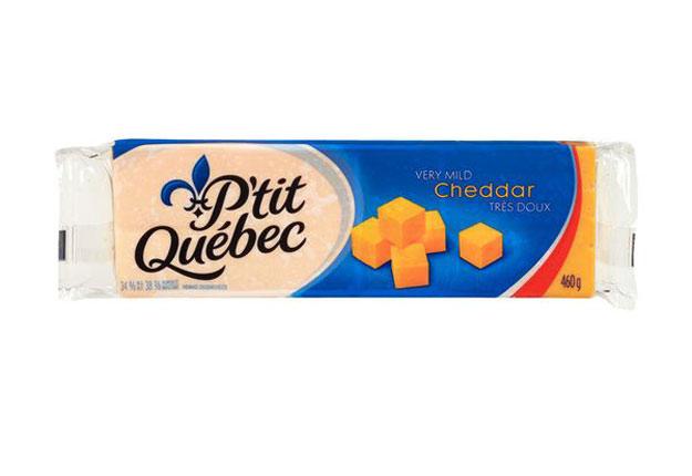 Kraft cède ses marques P'tit Québec, Cracker Barrel, et aMOOza! à Parmalat Canada. Crédit photo : Kraft Canada