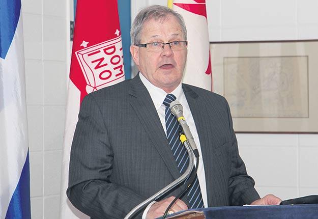 Le ministre canadien de l'Agriculture, Lawrence MacAulay. Crédit photo : Archives/TCN