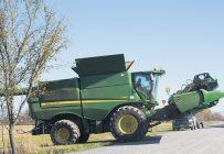 La ferme type des producteurs de grains serait désavantagée de l'ordre de 80000$ comparativement à celle des agriculteurs américains, font valoir les Producteurs de grains du Québec. Crédit photo : Martin Ménard/TCN