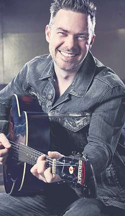 Le dernier album du musicien de la Beauce a été réalisé par Paul Daraîche, l'icône du country québécois. Crédit photo : Gracieuseté de René Turgeon