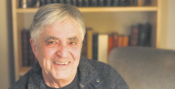 Alain Péricard, auteur. Crédit photo : Écosociété