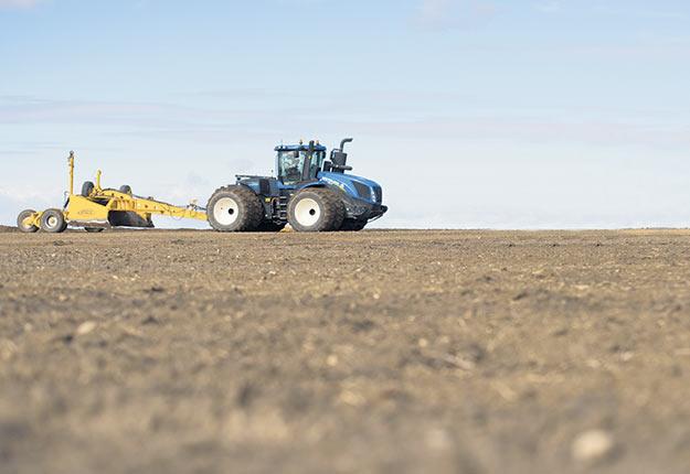 Travailler son sol peut s'avérer payant. Crédit photo : Martin Ménard/Archives TCN