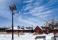 Avec une foule d'appareils adaptables, la station solaire Pivo devient d'une grande polyvalence. Crédit photos: Hubert Brochard