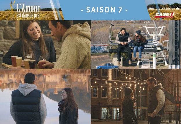 Isabelle aura attendu toute la journée pour un bec de Julien, mais en vain! Aura-t-elle plus de chances pendant le voyage final? Encore faut-il qu'elle soit choisie.
