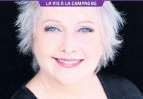 Francine Ruel est actrice, auteure et enseignante en écriture de romans à la Grande Bibliothèque Crédit photo : Julien Faugère