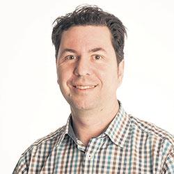Bruno Ponsard, directeur de l'Institut de technologie des emballages et du génie alimentaire.