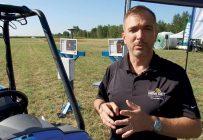 Paul-André Hénault, spécialiste des GPS, est intarissable sur le sujet de leur entretien. Crédit photo : Vincent Cauchy