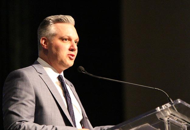 Pierre-Luc Leblanc. Crédit photo : Myriam Laplante EL Haïli/TCN