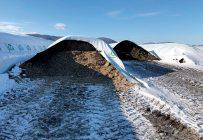L'un des enjeux de la récupération des plastiques d'ensilage est de faciliter la gestion de cette matière par l'agriculteur, dont le temps est précieux. Crédit photo ; Gracieuseté d'AgriRÉCUP