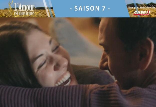 Regardez-moi ce bonheur! Ça faisait longtemps qu'Isabelle attendait ce moment.