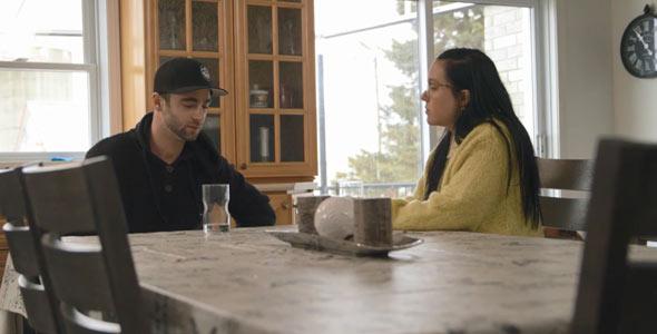 Quel tournage éprouvant pour Anthony! Il a encaissé un autre coup dur dans le dernier épisode quand Jessie a retourné sa veste et décidé de ne plus partir en voyage avec lui.