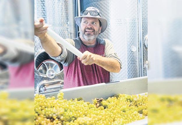 Le président du Conseil des vins du Québec, Yvan Quirion. Crédit photo : Gracieuseté du Conseil des vins du Québec