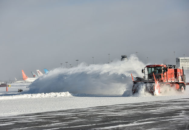 Photo : Aéroport de Montréal