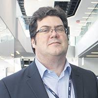 Charles Langlois, président-directeur général du Conseil des industriels laitiers du Québec.