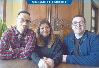 Si le foie gras n'a plus de secret pour les frères Maxime et Clément Le Maux, c'est grâce à leur mère Véronique Fleury qui leur a enseigné les ficelles du métier. Crédit photos : Gracieuseté de la famille Fleury-Le Maux
