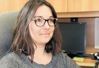 La directrice générale de Biopterre, Marie-Pierre Dufresne. Photo : Maurice Gagnon