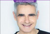 Patrice Coquereau est un acteur de théâtre, de télévision et de cinéma, en plus d'avoir publié le livre Guérir à gorge déployée en 2014. Photo : Julien Fugere