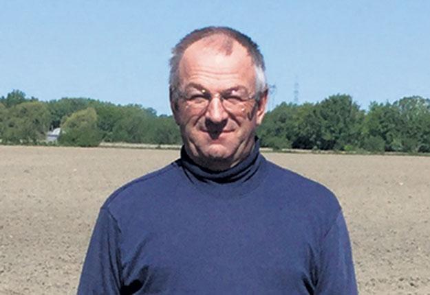Le producteur de grains Michel Myre perdra l'accès à une parcelle d'environ 30 hectares si jamais le projet de construction d'un centre de données de Google à Beauharnois allait de l'avant. Gracieuseté de Michel Myre.