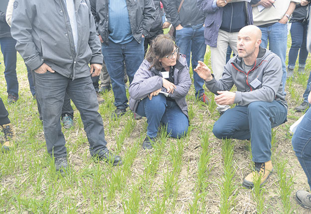 Au Centre-du-Québec, 50% des champs n'avaient pas encore été semés à la fin du mois de mai, alors que normalement, la période des semences se termine aux environs de la fin de semaine des Patriotes.