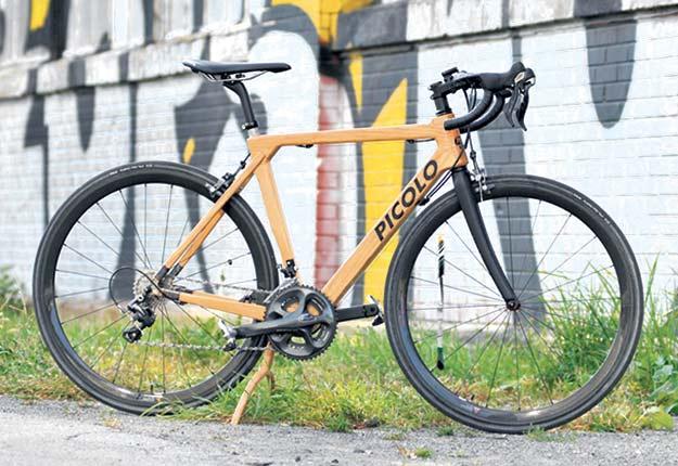 Il a fallu quatre ans de travail et trois prototypes pour arriver au produit final qui a été mis en marché à l'été 2018 par Picolo Vélo.