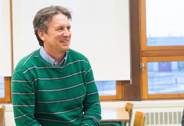 Après avoir été congédié en janvier, Louis Robert peut maintenant réintégrer son poste au ministère de l'Agriculture. Photo : Martin Ménard / TCN