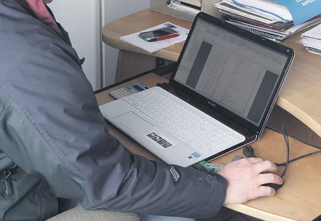 Contrairement au vol de données personnelles chez Desjardins et Capital One, l'incident informatique chez Holstein Canada ne découle pas d'un piratage, et aucune activité malveillante n'a été recensée. Crédit photo : Archives TCN
