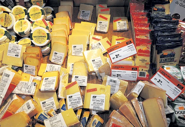 Les détails du nouveau Programme de paiements directs pour les producteurs laitiers sont maintenant connus. Photo : Archives TCN