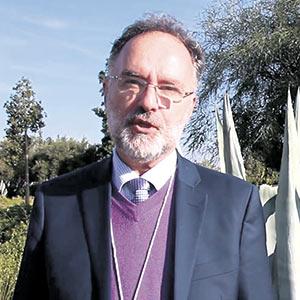 André Laperrière. Photo : Gracieuseté de la GODAN