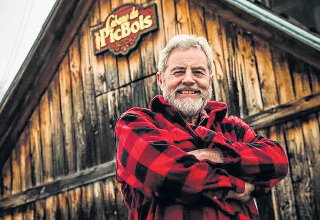 André Pollender, président de la Fondation de la Commanderie de l'érable fondée en 2010. Photos : Gracieuseté de la Commanderie de l'érable