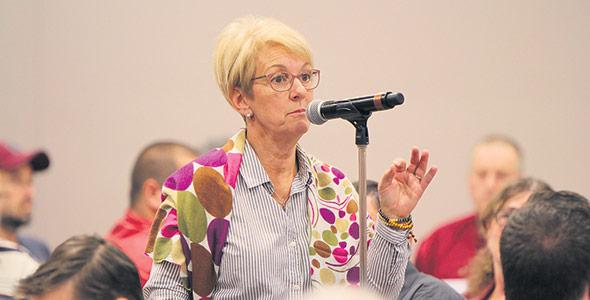 Le débat aura néanmoins permis d'aborder des tabous, selon la productrice Luce Bisson.