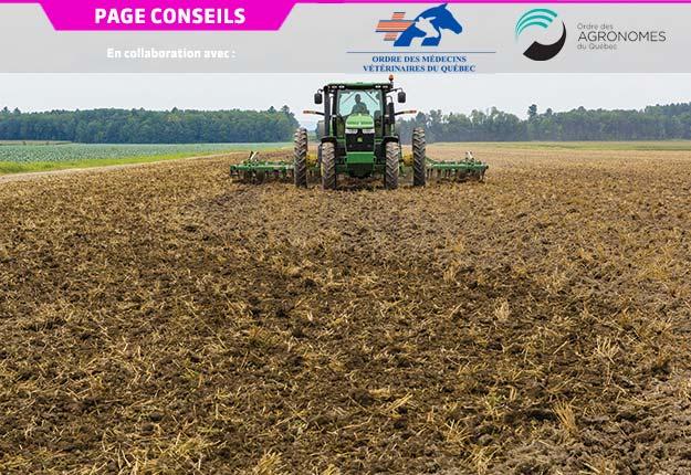 La machinerie de préparation du sol fait partie des services que l'on trouve le plus fréquemment dans les CUMA.