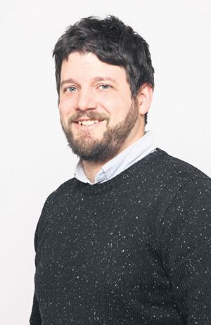Martin Pelletier, du Centre Acer, élabore le nouveau cahier de transfert de technologies pour la filière acéricole. Photos : Gracieuseté du Centre Acer