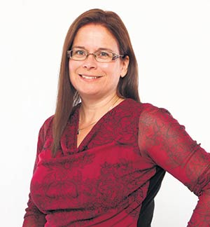 Nathalie Martin, docteure et chimiste spécialisée dans les produits de l'érable au Centre Acer.
