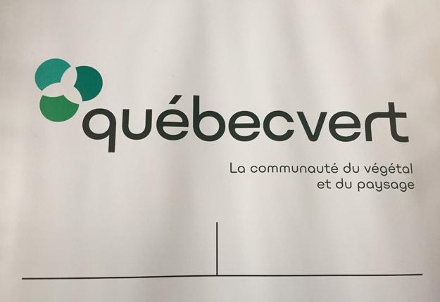 En changeant sa mission d'entreprise, la FIHOQ a opté pour le nom québecvert. Crédit : Myriam Laplante El Haïli/TCN