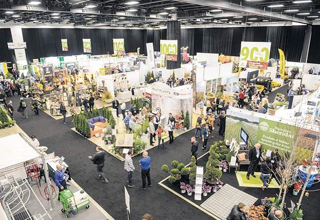 L'Expo-FIHOQ, qui attire toute l'industrie horticole durant trois journées, est devenue en 36ans un événement incontournable pour toute la filière. Photos: Gracieuseté de la FIHOQ