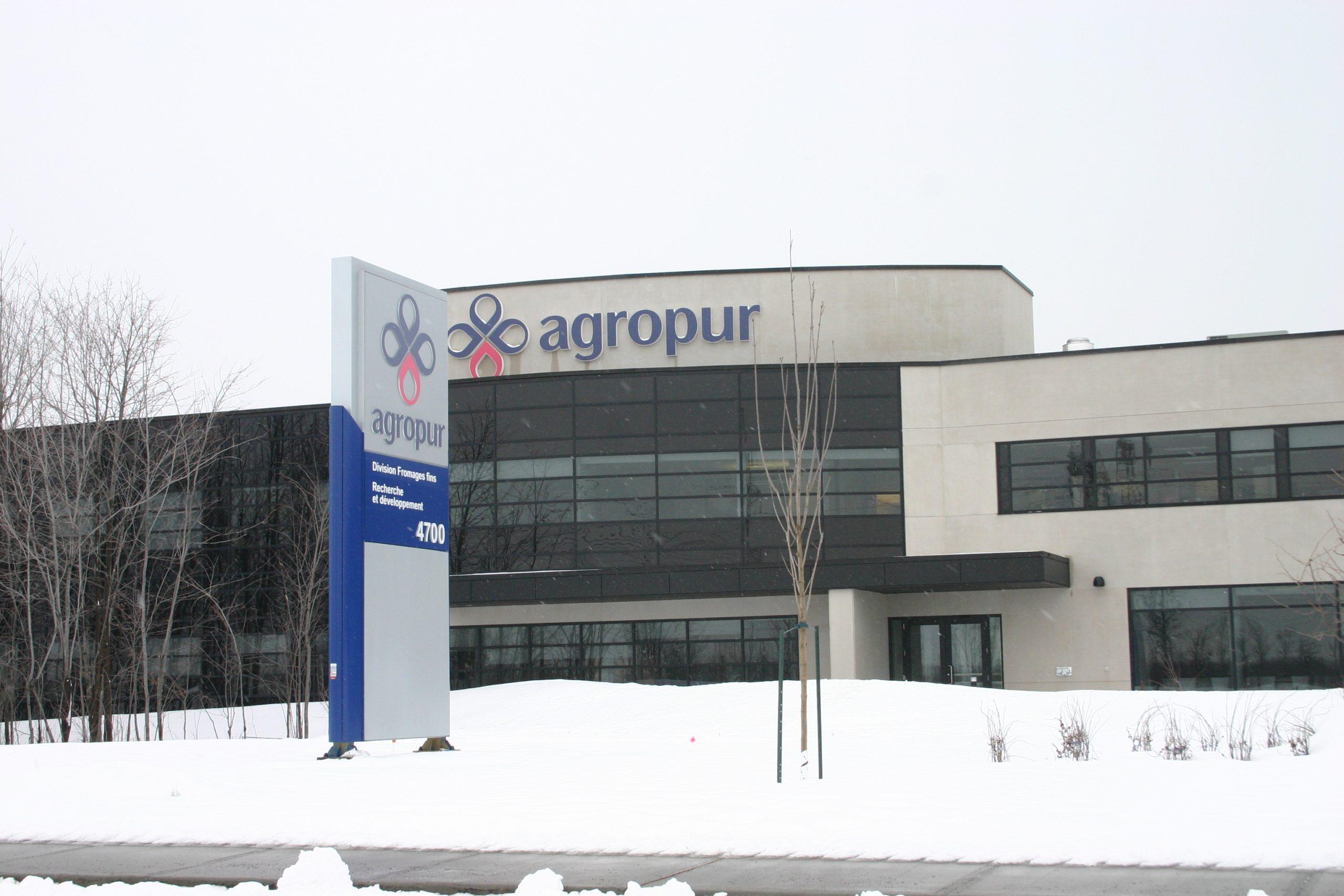 Agropur a accru ses ventes de 10 % en 2019. Photo : Archives/TCN