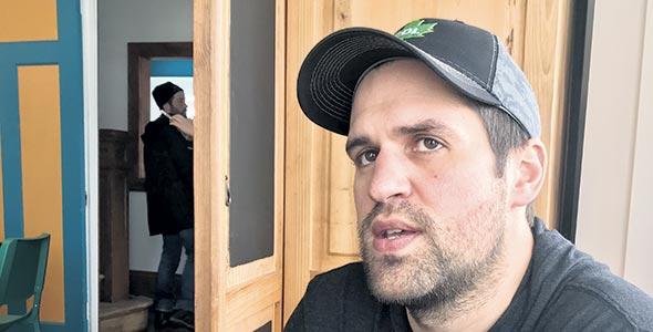 Yan Gaudet espère que les acériculteurs du Témiscamingue pourront bénéficier de crédits d'impôt ou d'un autre type de soutien.