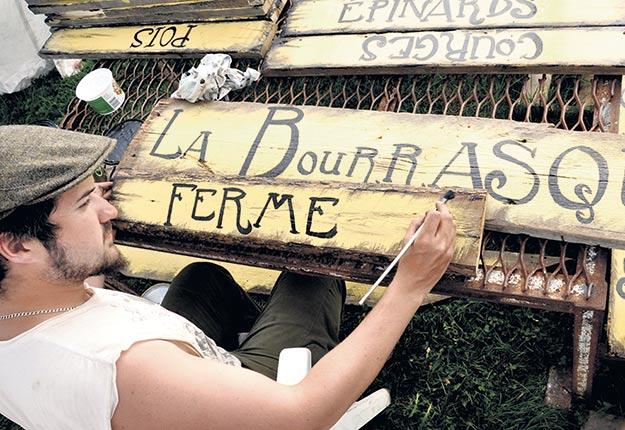 Des fables et des contes écrits par le copropriétaire de la Ferme la Bourrasque sont maintenant publiés sur le site Web de l'entreprise. Photo : Gracieuseté de la Ferme la Bourrasque