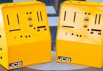 Les caissons produits par JCB accueilleront des ventilateurs développés par Dyson. Crédit photo : JCB