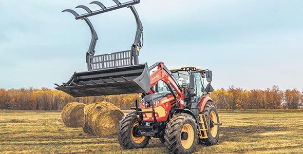 La nouvelle série Nemesis2019 offre une expérience unique pour l'agriculteur.