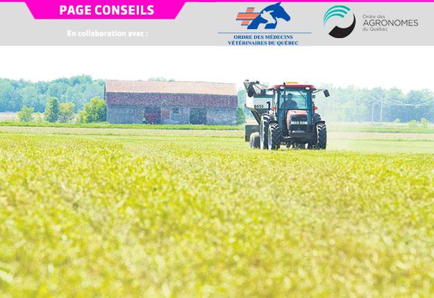 Le plan agroenvironnemental de fertilisation est avant tout un outil de gestion d'entreprise, grâce à son plan de culture et de fertilisation.