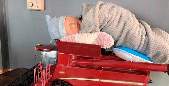 Le petit Owen, fruit de l'amour né sous nos yeux entre Chloé et Olivier pendant la saison 5, a vu le jour le 18 mars dernier.