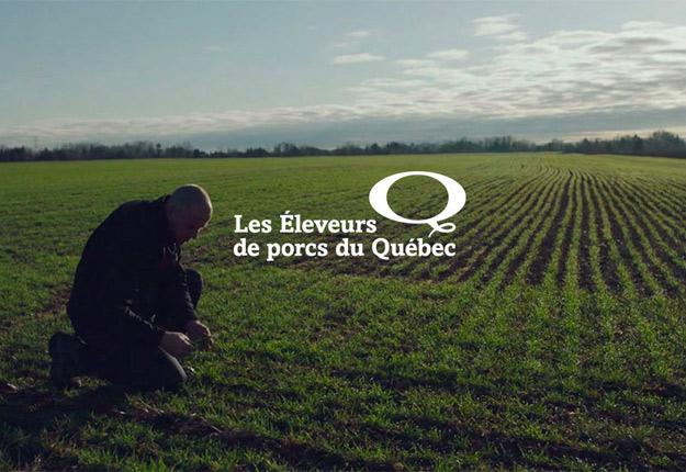 Photo : Éleveurs de porcs du Québec